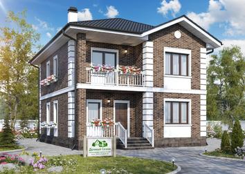Проекты домов и коттеджей — каталог готовых проектов из