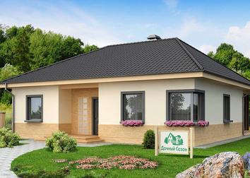 Одноэтажные кирпичные дома - цены на проекты одноэтажных домов из кирпича под ключ в Москве - Дачный сезонchevron-downEnvelopeprintStarplus