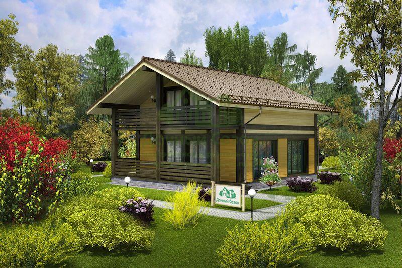 Каркасный дом гриффит 180 м2 от 11, 390 руб/м2.- фото, цена,.